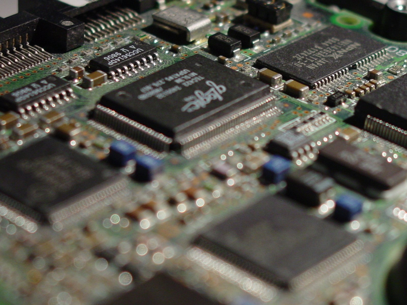 SCSI HD