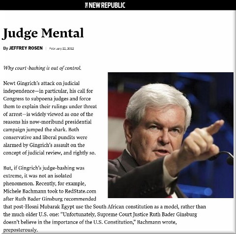 Judge Mental