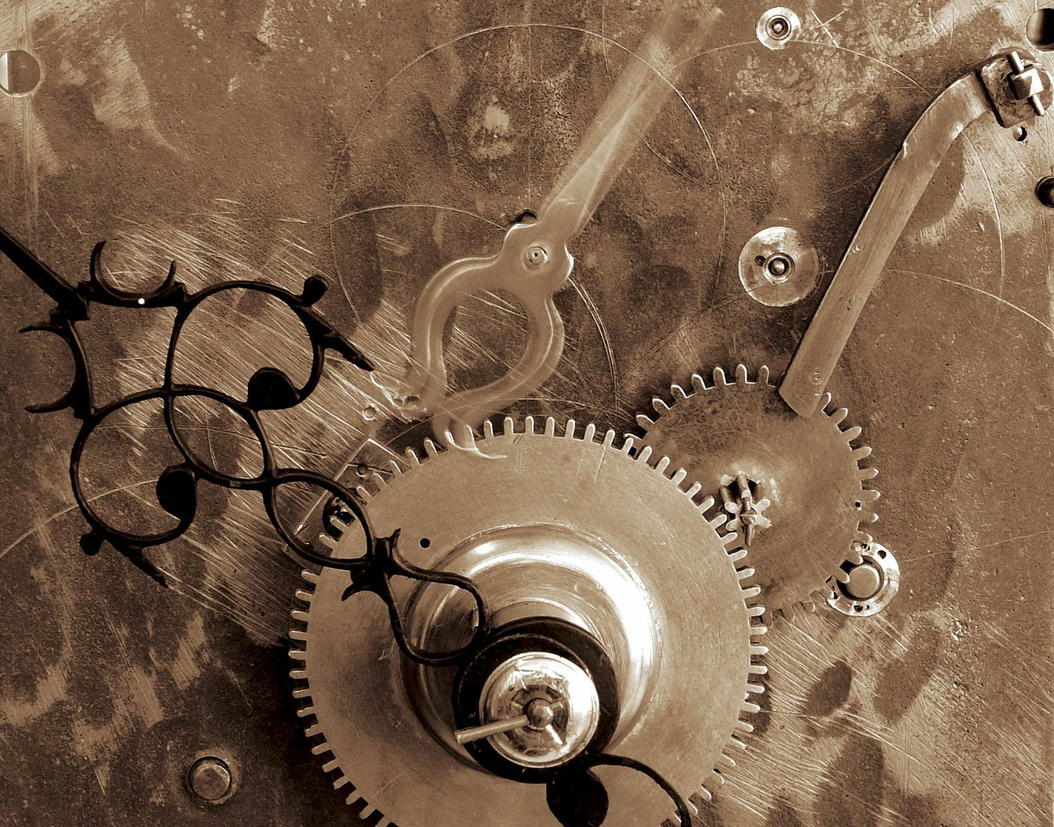 The clockwork