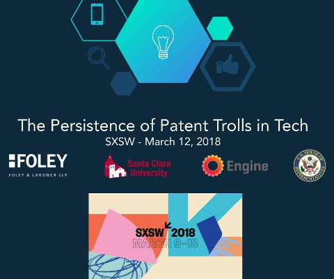 SXSW on Patent Trolls