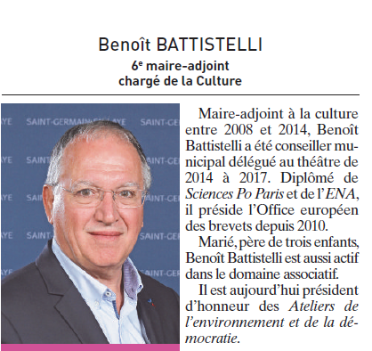 Battistelli job