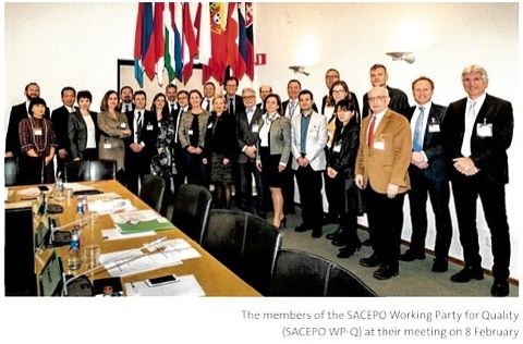 EPO's Working Party for Quality
