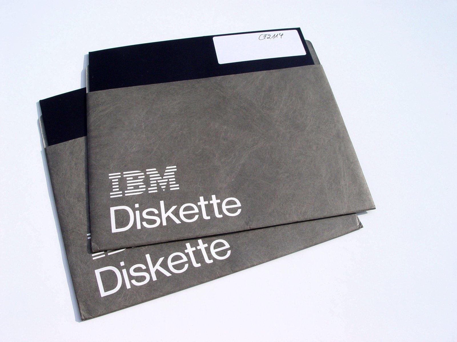 IBM floppy