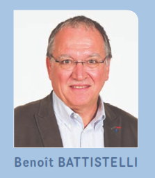 Battistelli as COUNCILLOR 2014
