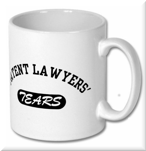 Patent Lawyers' Tears