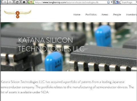 Katana Silicon Technologies