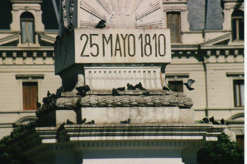 Free Argentine revolution, Mayo