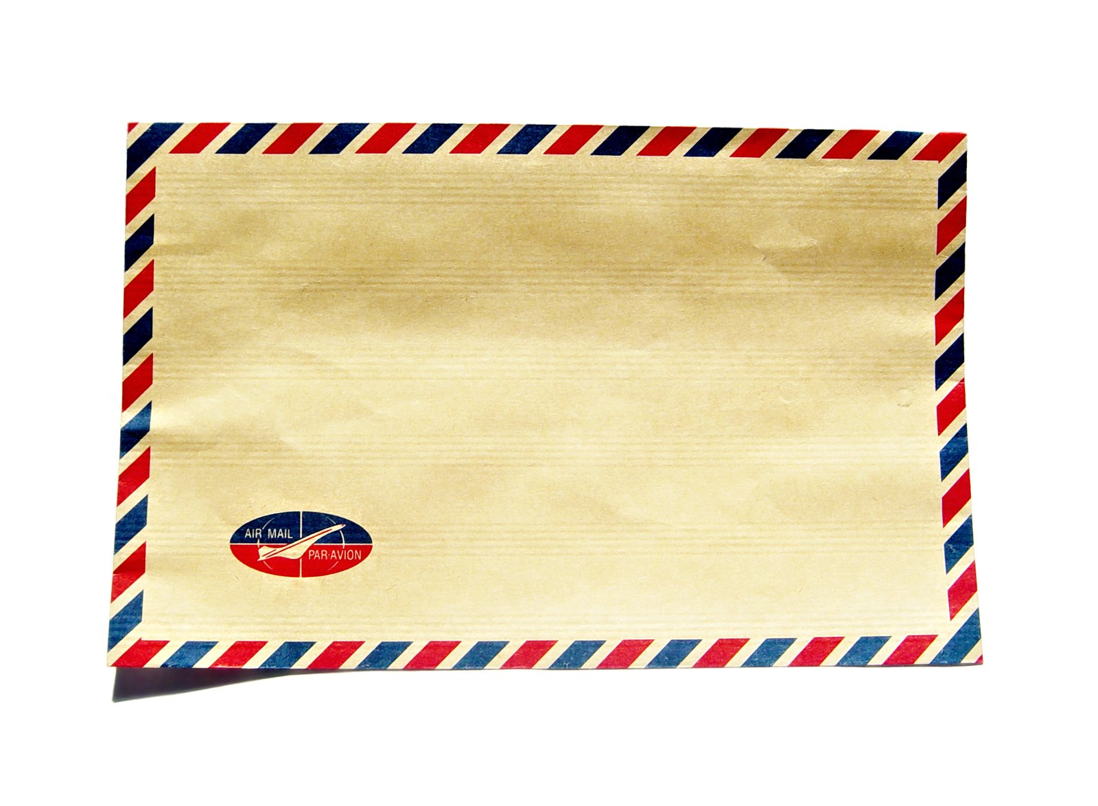 A brown envelope