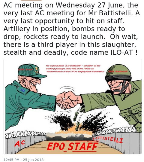 ILO-AT and EPO