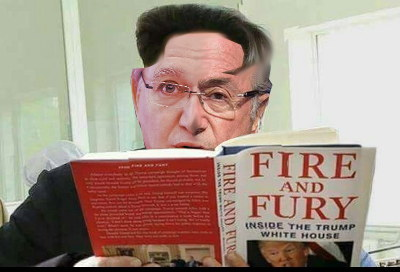 Battistelli fire and fury