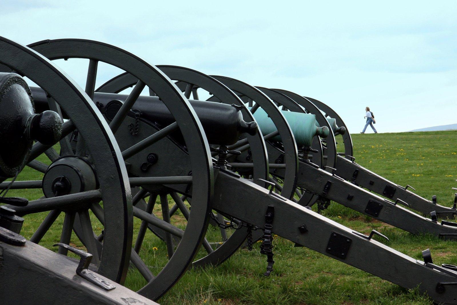 Napoleonic cannon