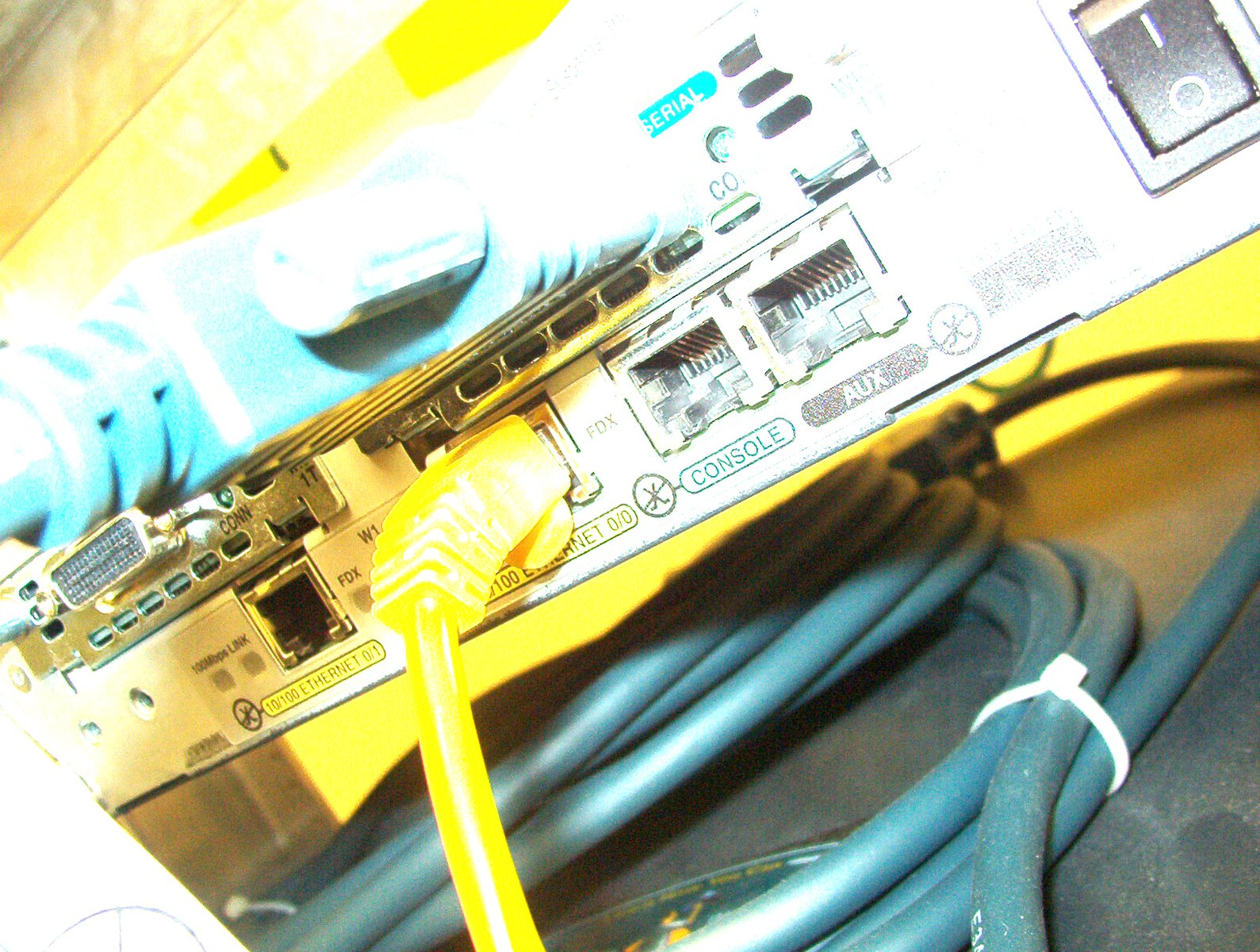 Cisco gear