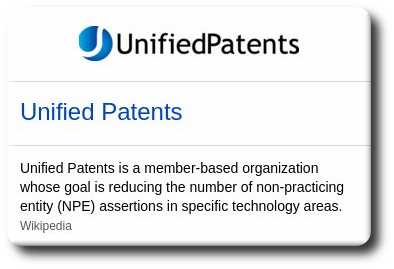 Unified Patents