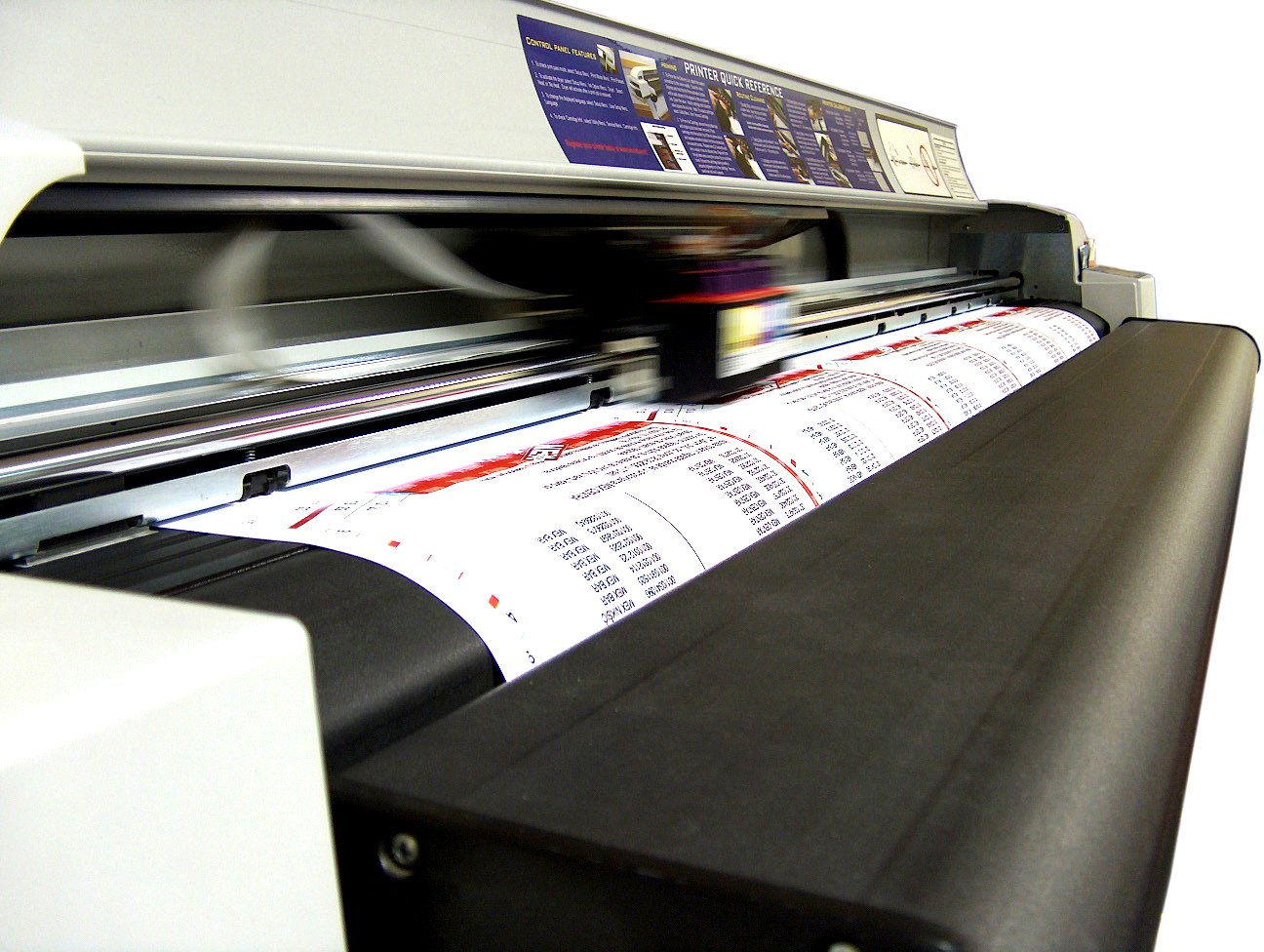 Cryptocurrency printing