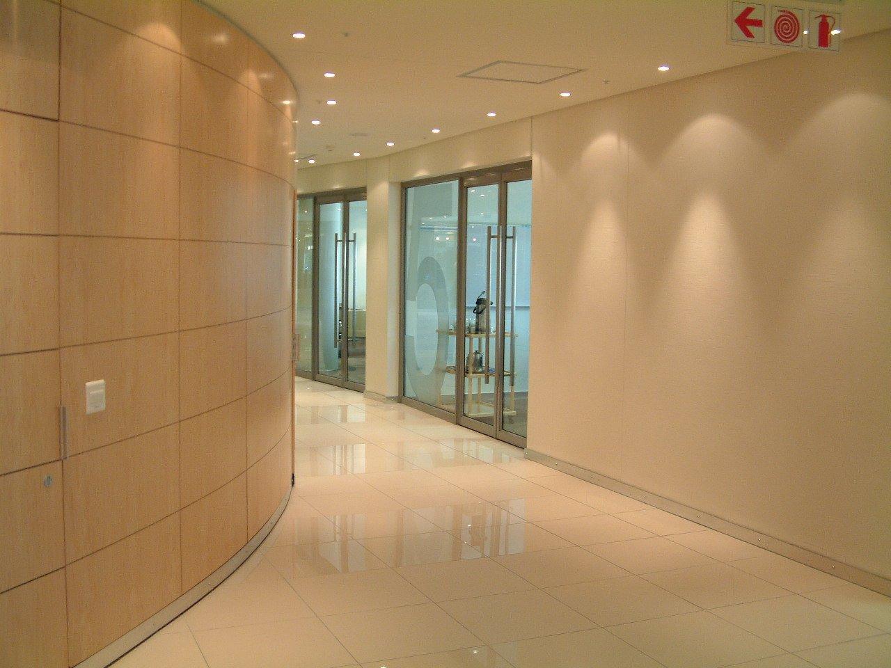 Room passage