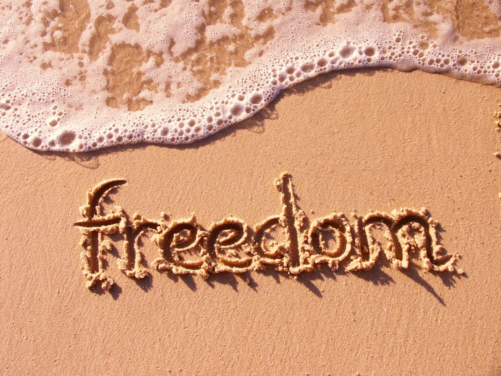 Sand freedom
