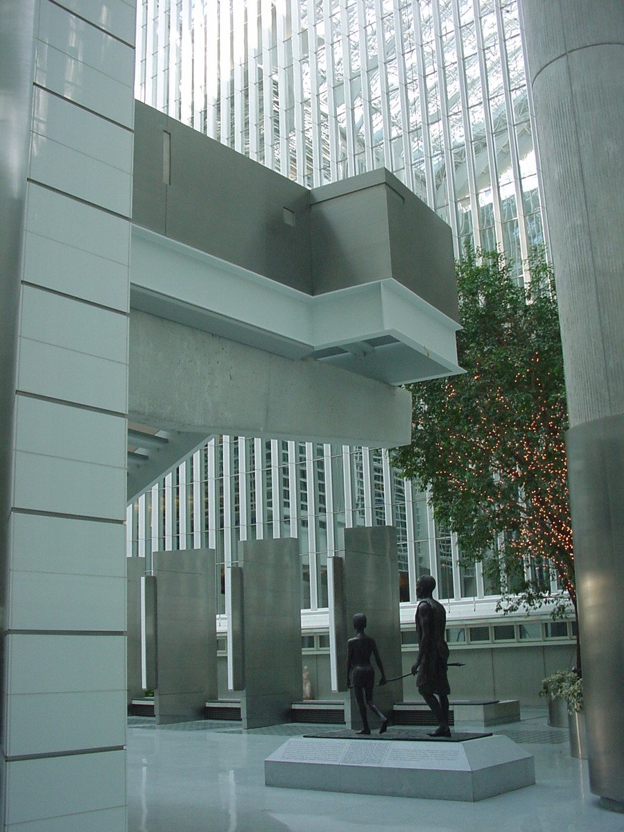 World Bank Inside