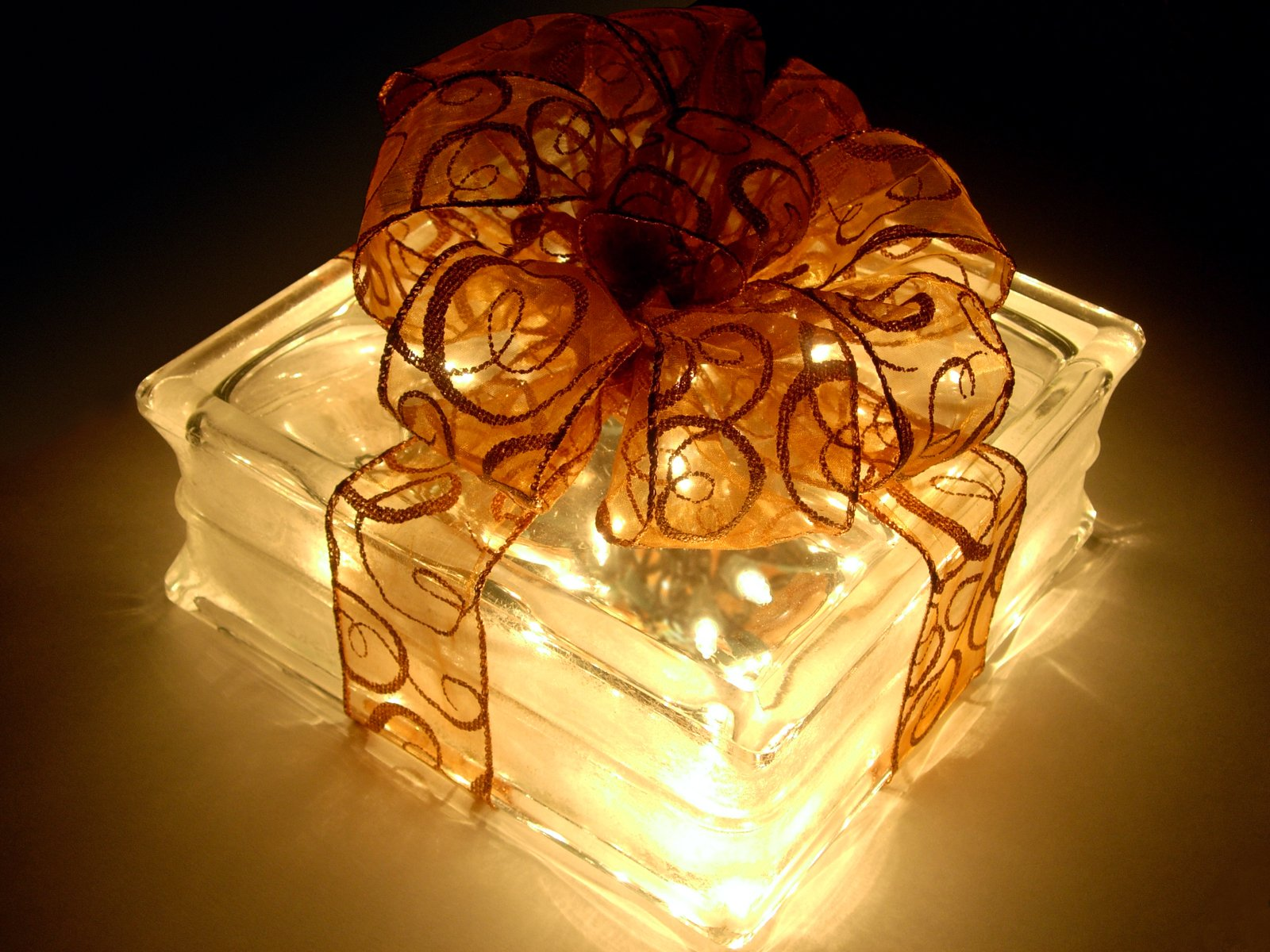 Lighted gift