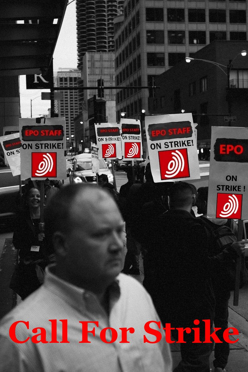 Another EPO strike