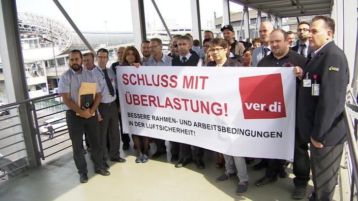 Kötter Duesseldorf streik