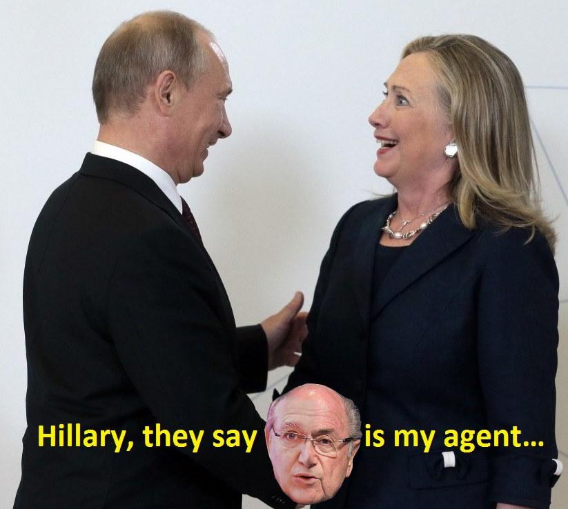 Putin and HRC