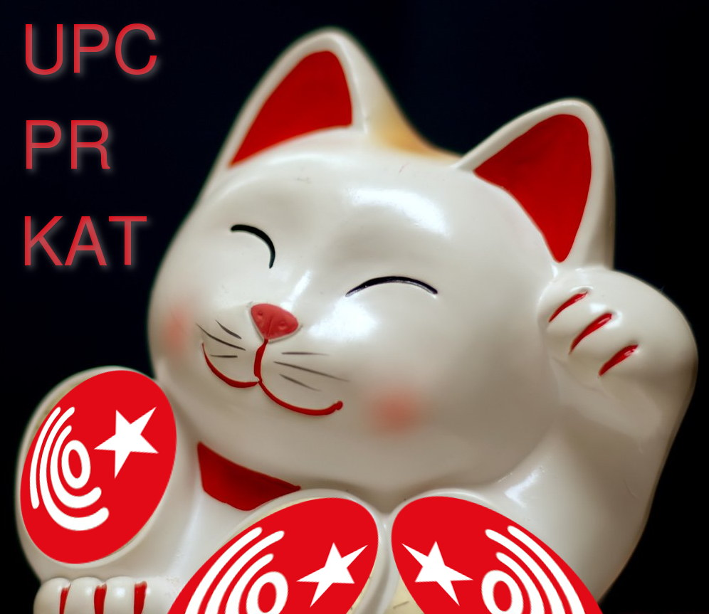 UPC PR Kat