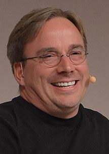 Linus Torvalds 2014