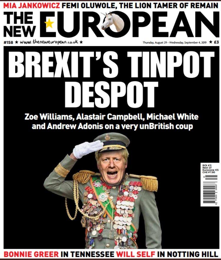 A despot of Brexit