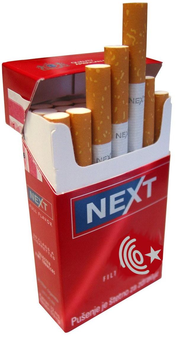 EPO's free cigarettes