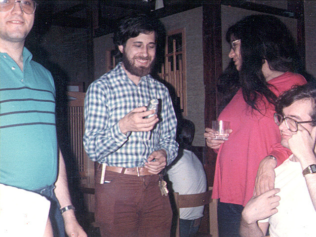 Richard Stallman youth