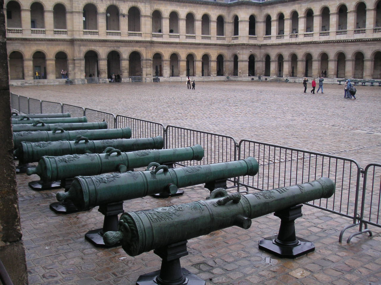 Cannons