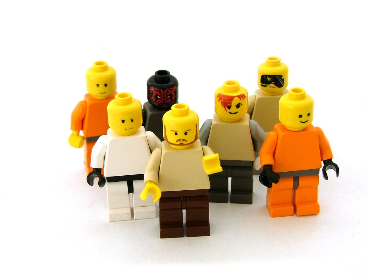 Lego's people group