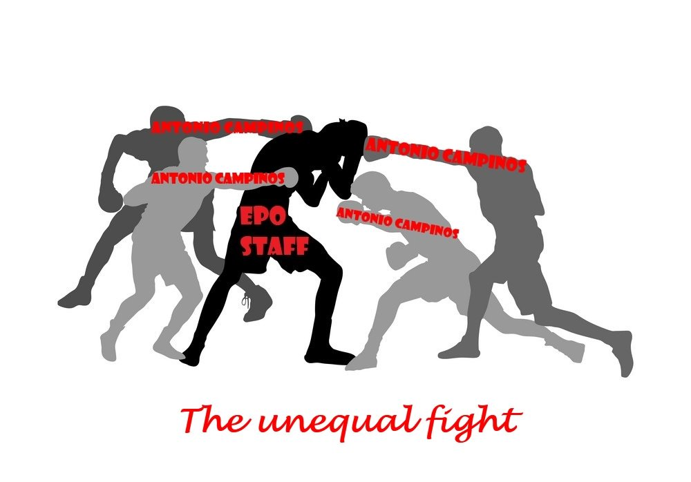 The unequal fight
