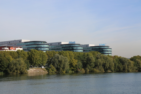 Atos headquarter