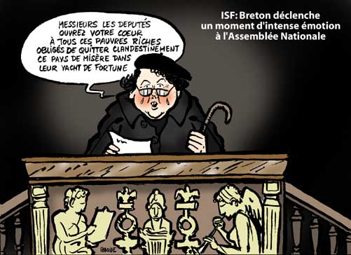 Breton cartoon