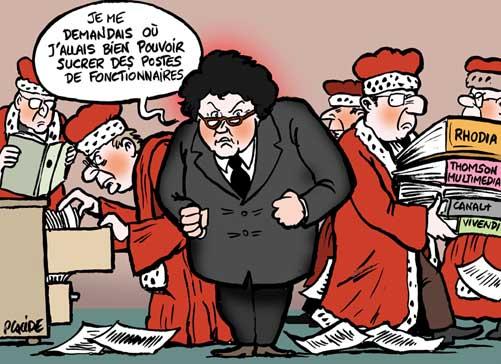 Thierry Breton raid