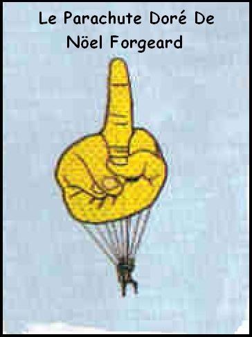 Noël's parachute