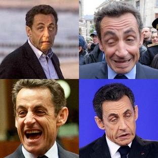Sarkozy faces