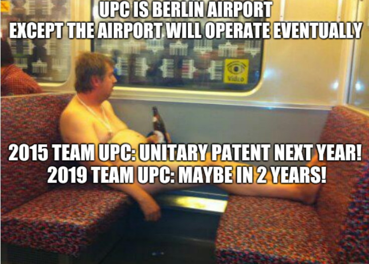 UPC and Berlin