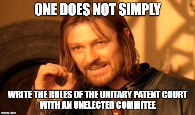 UPC meme