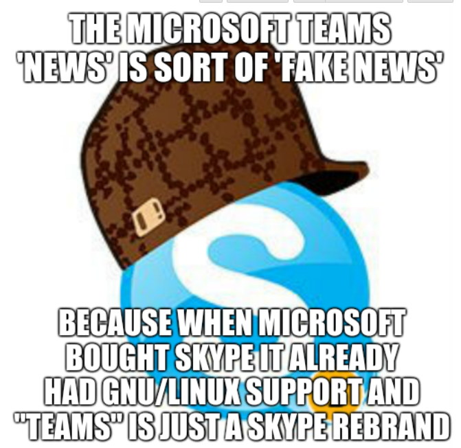 Microsoft fake news