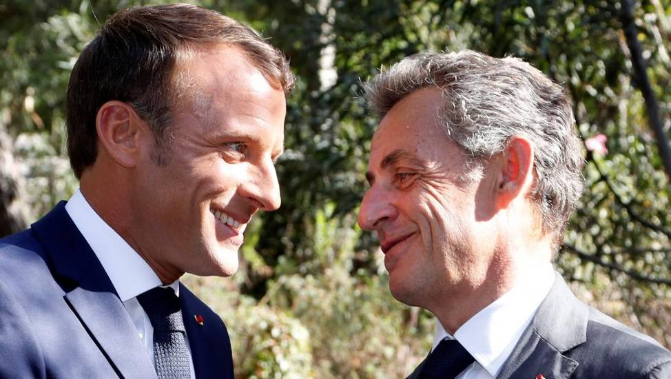 Macron, Sarko
