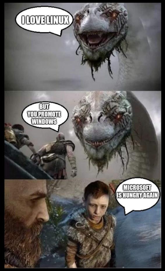 Microsoft monster