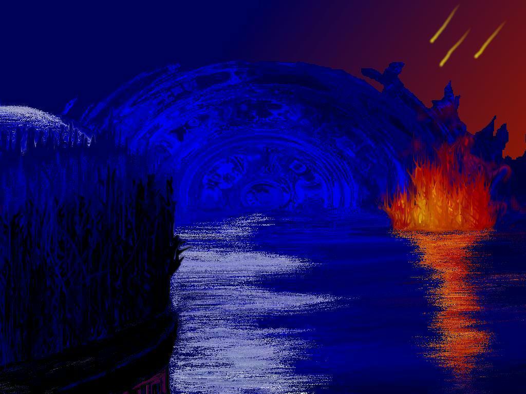 Sinking Atlantis