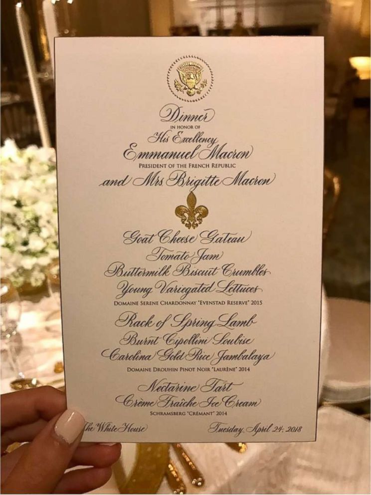 White House list