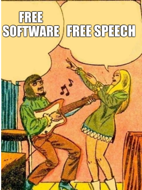 Free Software, Free Speech