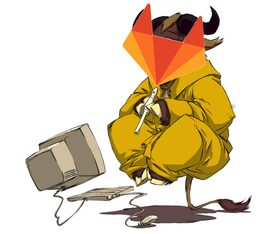 Gitlab and Gnu