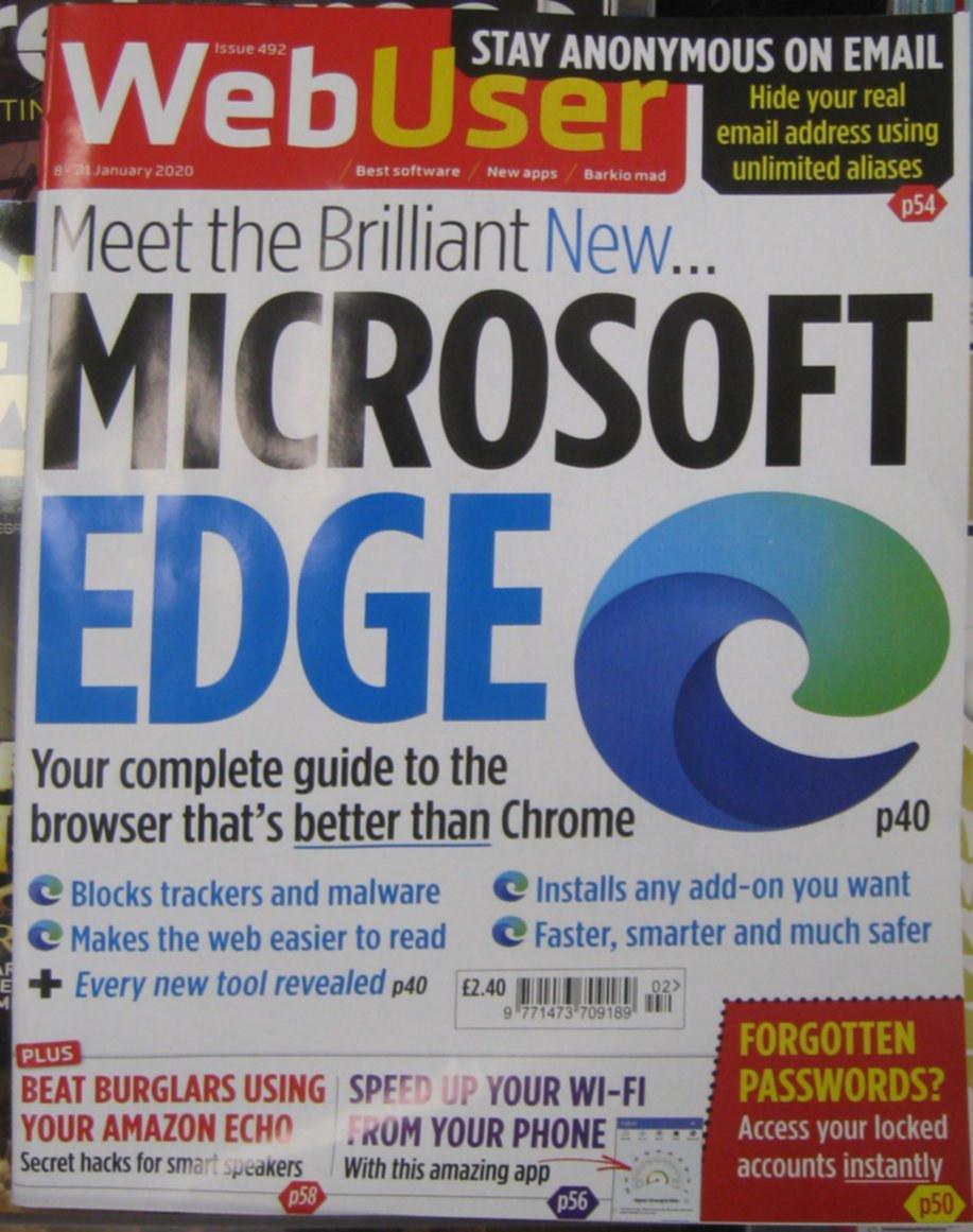 An EDGE ad