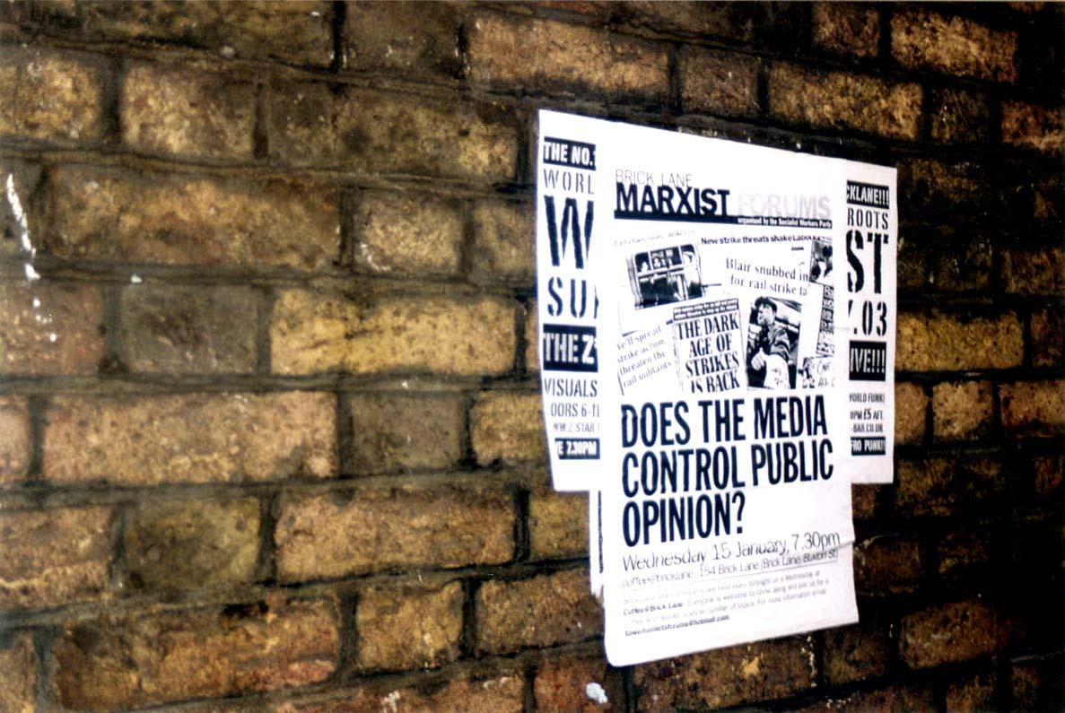 Does media matter?