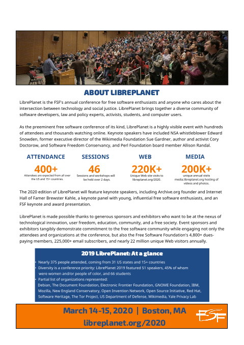 LibrePlanet sponsors page 3